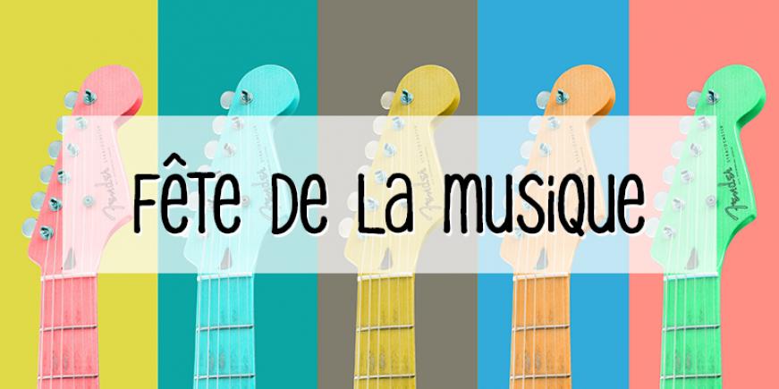 Idées de looks : Fête de la musique