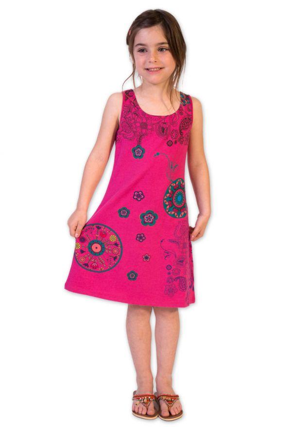 robe coton enfant