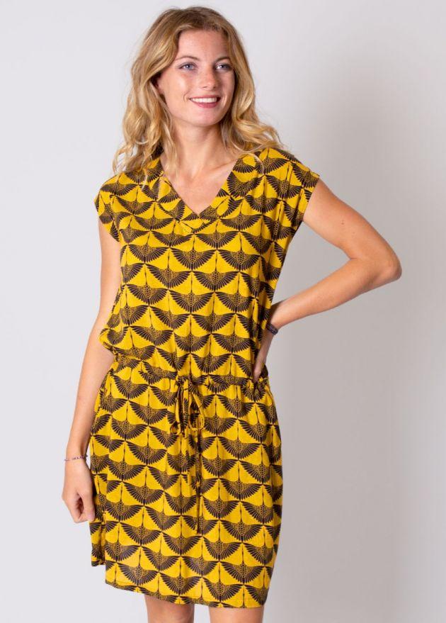 robe-viscose-imprimé-ethnique