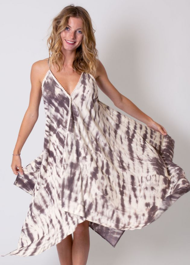 robe-viscose-tie-and-dye-lydia-taupe