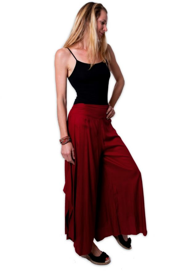 pantalon-viscose-ruby-bordeaux