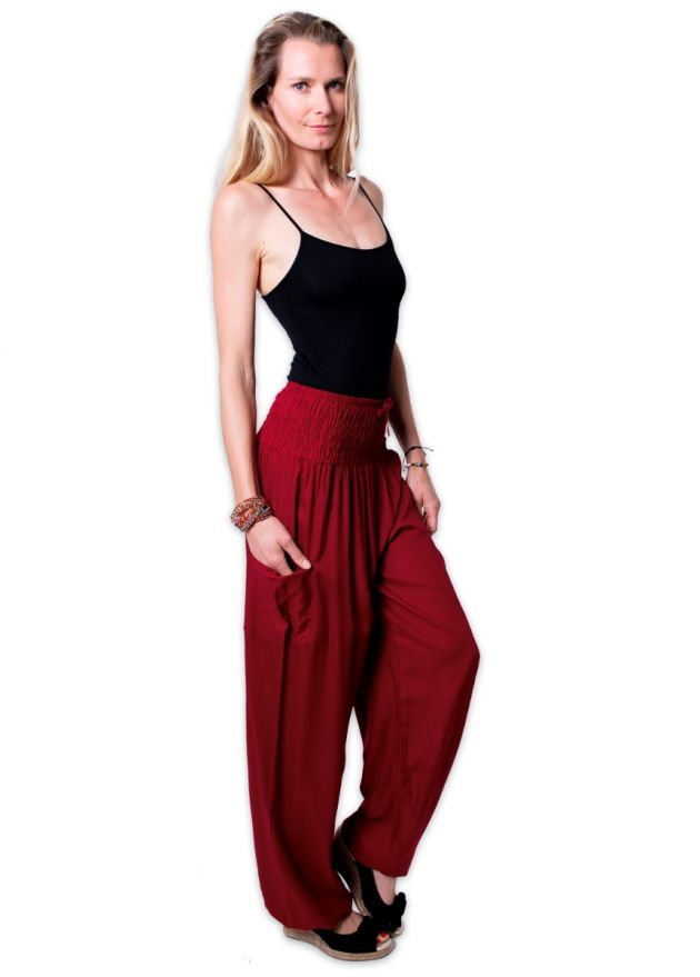 pantalon-viscose-samy-bordeaux