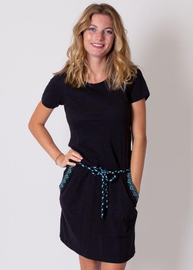 robe-unie-coton-organique
