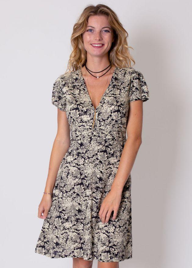 robe-casual-imprimé-romantique