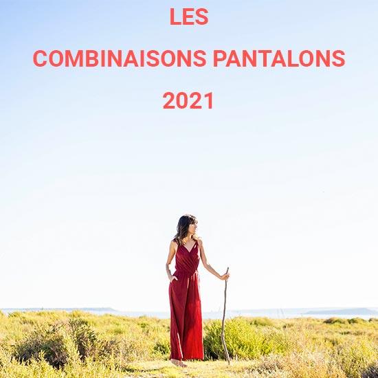 blog mode femme combinaisons pantalons 2021 vêtement ethnique bohème coton