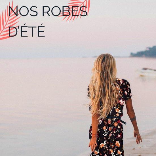 blog mode femme robes courtes 2021 vêtement ethnique bohème coton