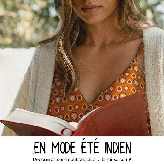 blog mode femme ethnique et chic 2021 vêtement atypique bohème coton