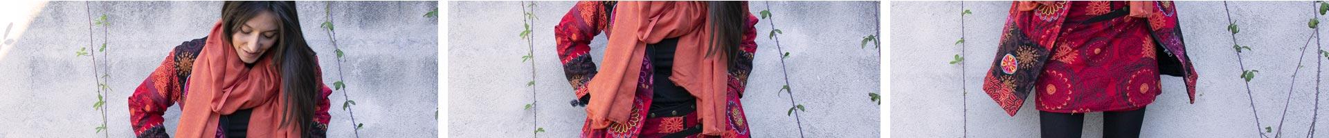 Notre collection Hiver pour des femmes Coton Du Monde
