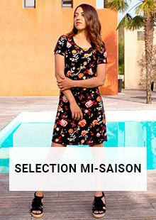 Sélection Mi-Saison 2021 mode vêtements femme ethnique coton du monde