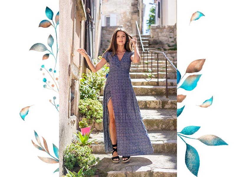 Robe Longue Marbella