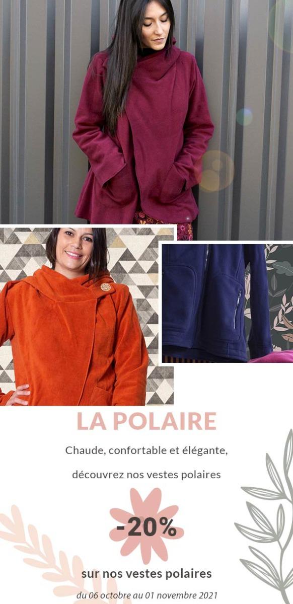 Les vestes polaires 2021 coton du monde vêtements en ligne mode femme ethnique